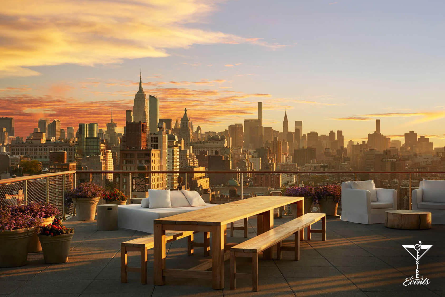 Gli Skybar nel mondo- the roof NY, Temple bar, open bar