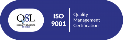 ISO QSL 9001 Quality Management Certification