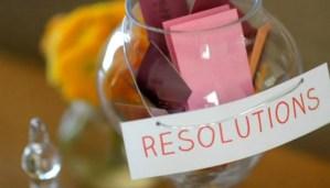 make smarter resolutions