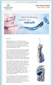 Waterpik Promotion - RevenueWell