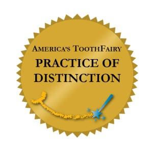 Practice of Distinction Badge