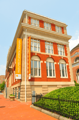 Visit the National Dentistry Museum