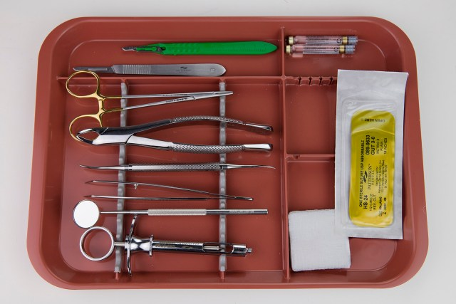 The Simple Extraction Tray Setup