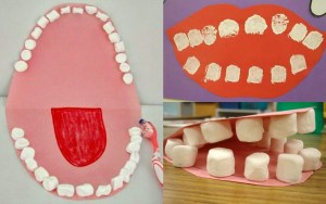 mouth shaped valentines for kids to make