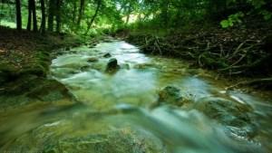 river water analogy
