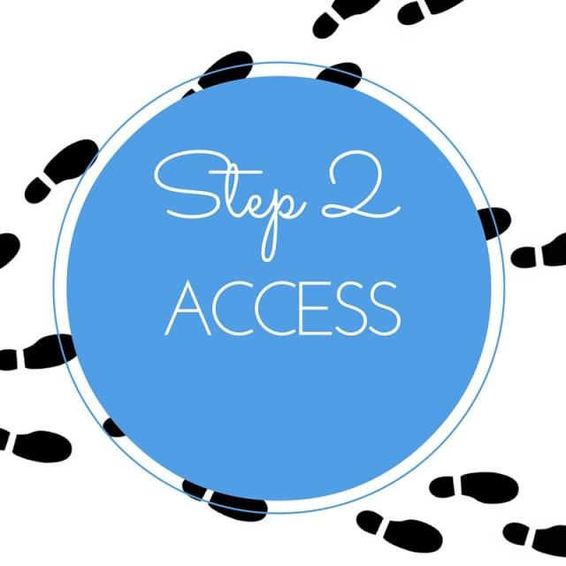 Step 2 access