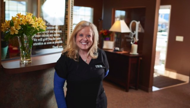 dr shelley shults of powell dental group