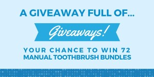 giveaway full of giveaways crest and oral-b bundle promotion