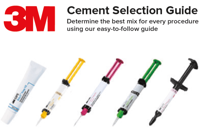 3m cement selection illustrated guide