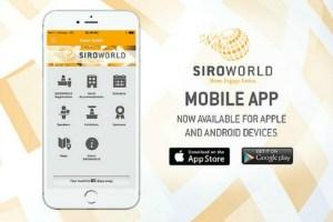 siroworld mobile app