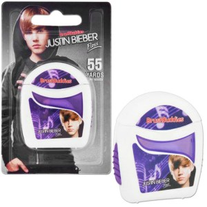 Justin bieber dental floss