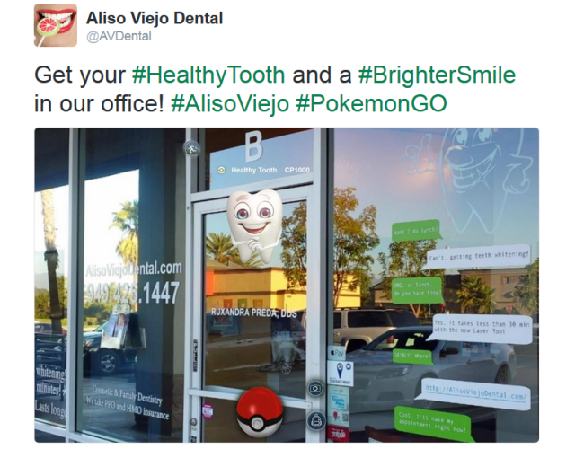 Dental social media tips stay current with pop culture trends
