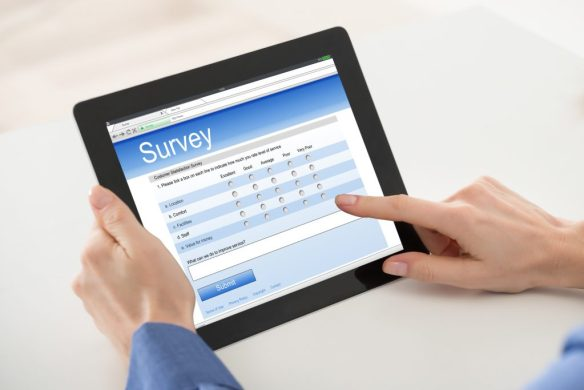 survey about perception of air flow polishing