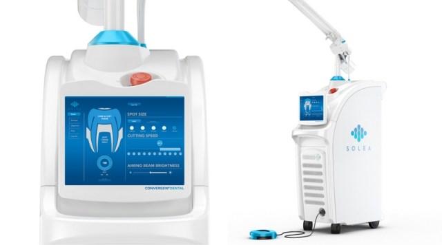 solea laser equipment