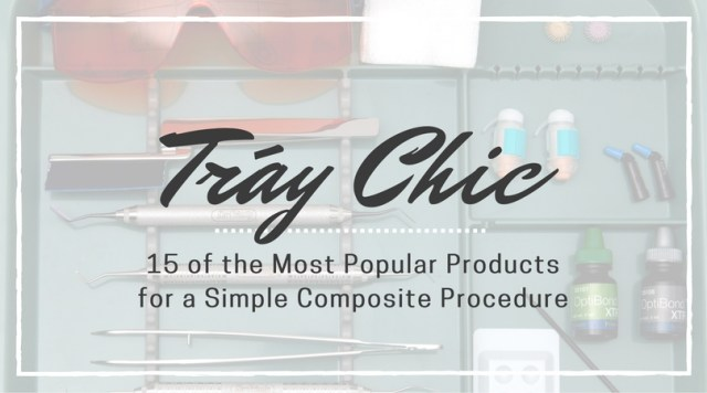tray chic: simple composite products