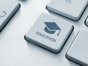 education keyboard button