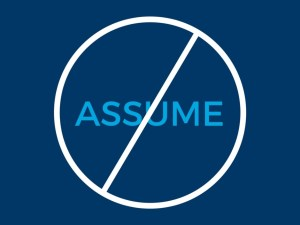 don't assume symbol