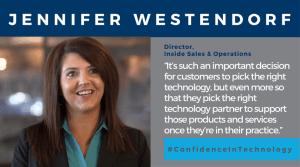 jennifer westendorf patterson technology center quote