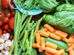 raw veggies that are good for teeth