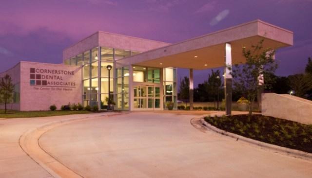 Cornerstone Dental Home LEED certified building
