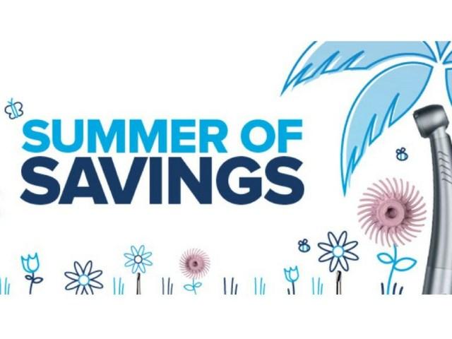 patterson dental summer of savings