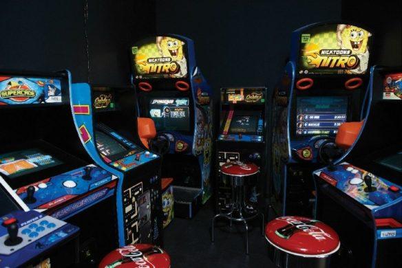 Hilgers arcade