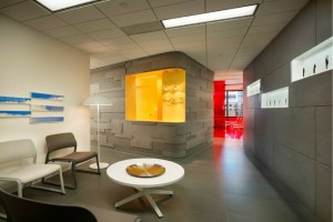 implant logyca waiting area