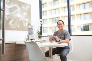 dentist Researchomg practice management software