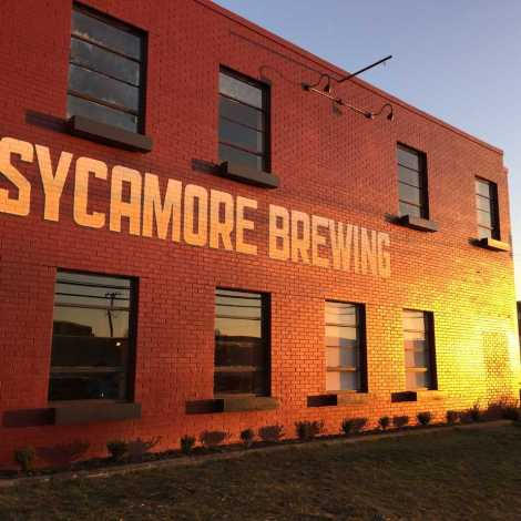 charlotte beer sycamore brewing