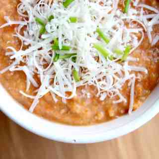 crock pot creamy tomato basil soup