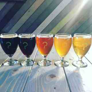 what kind of beer should i drink when i eat…? a beer and food pairing event with unknown brewing