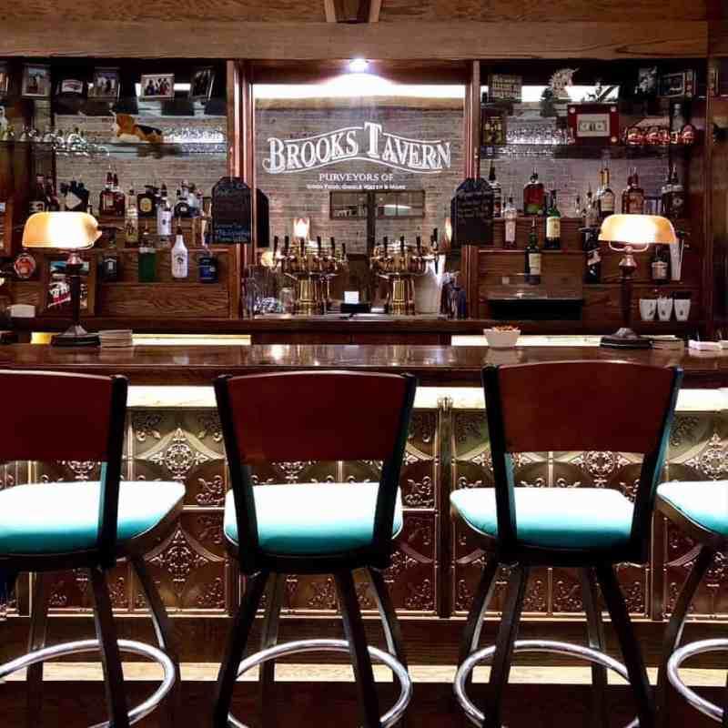 hendersonville restaurants brooks tavern