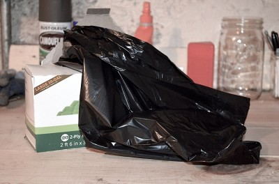 survival uses for trash bags