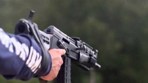 SB gun brace