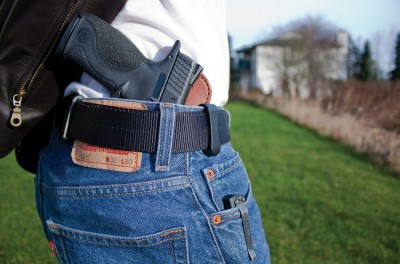 The 5 Absolute Best Concealed Carry Guns
