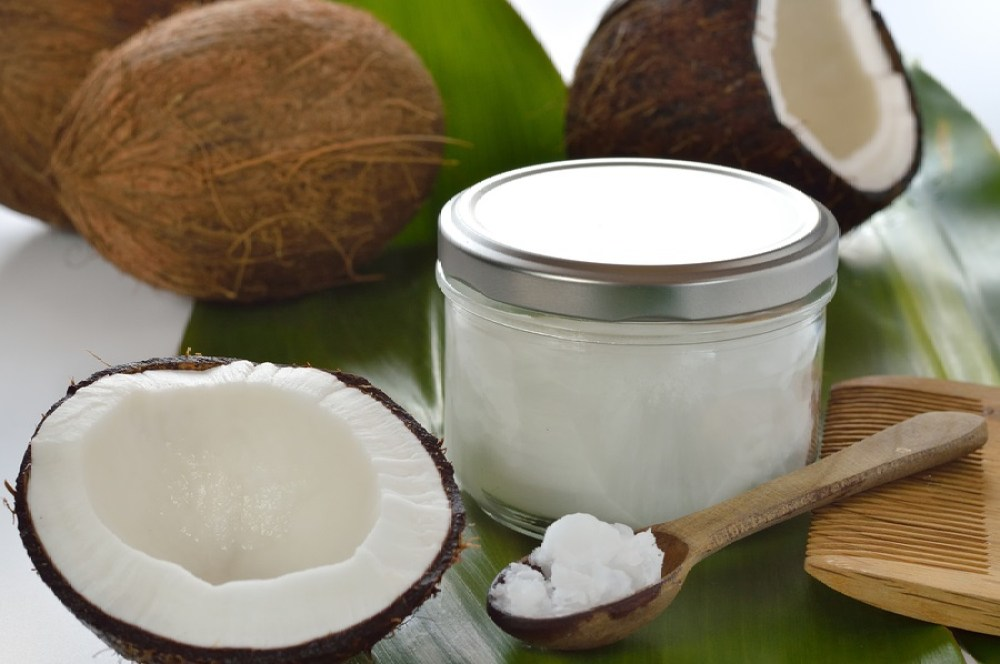 Image result for Coconut oil and its health  benefits!