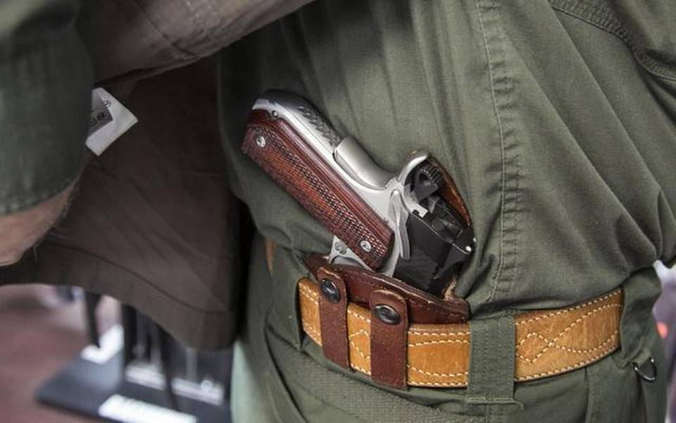 The 5 Biggest Mistakes Concealed Carriers Make