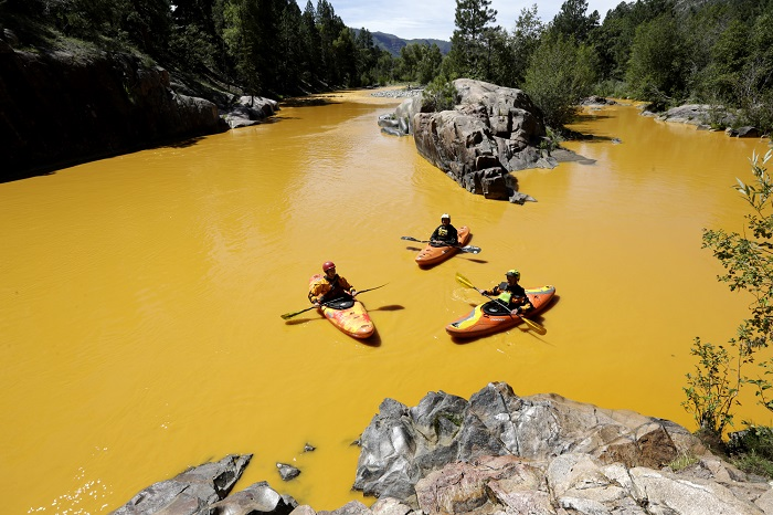 The Truth About This Mine Spill That The EPA Didn't Tell You