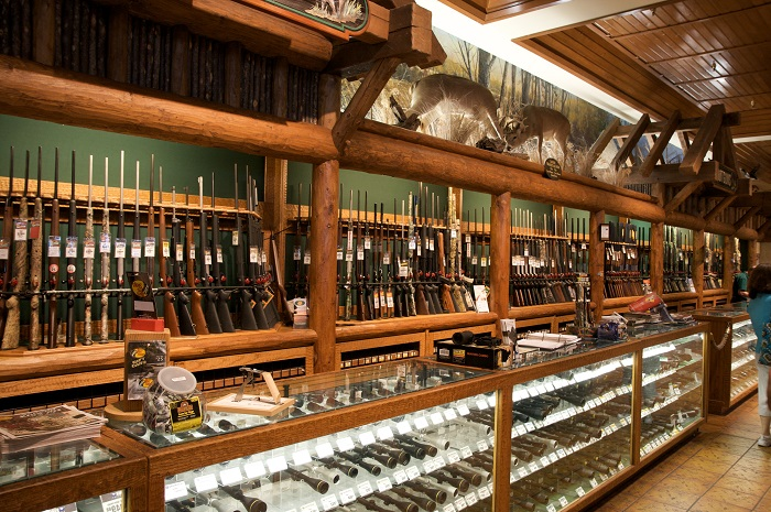 California Finally Discovered How To Close Every Gun Shop In The State