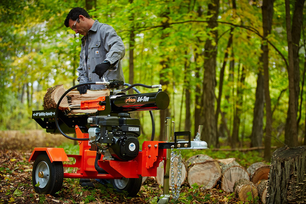 The Plain-Language Guide To Buying The Right Log Splitter