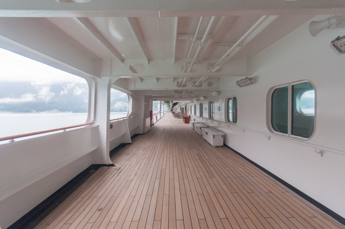 Outer deck