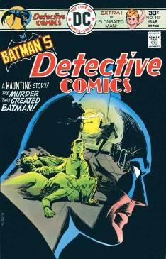 Detective Comics #457 cover