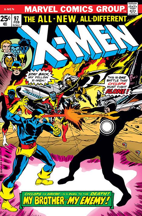 X-Men #97 cover