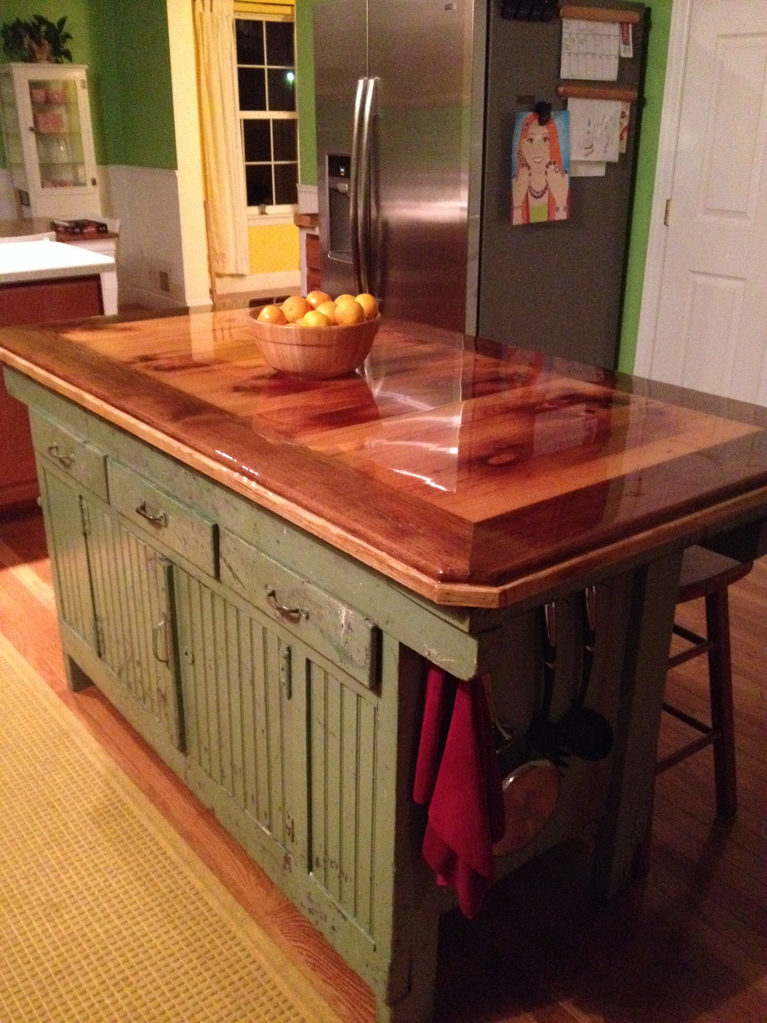 Go To The Furniture Rehab Page And Check Out My Kitchen Island Project! It  Was Almost 150 Years In The Making!