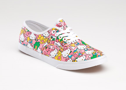 Vans x Hello Kitty – Authentic Lo Pro All-Over Print (available now!) 5396c995d