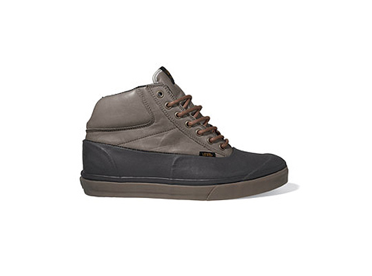 "8c1fac5302 Vans California – Switchback ""Water Resistant"" Pack (Fall Winter 2011)"