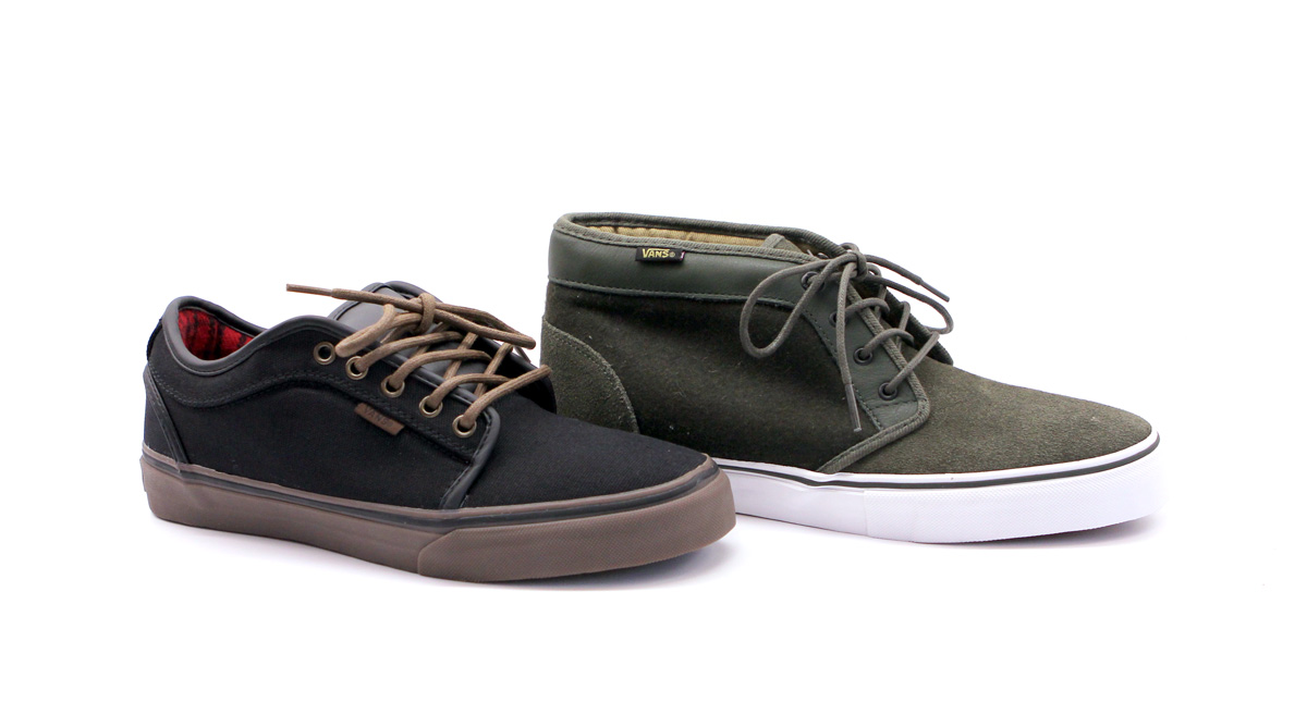 The homie Brant over at Silo has just received shipment from Vans 452a3d0569ab