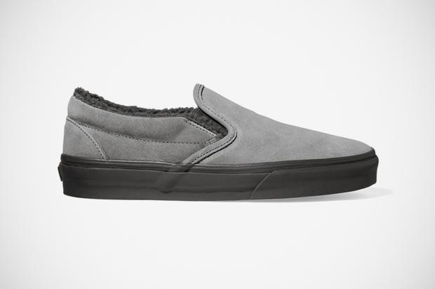 "Vans Classic – Slip-On ""Sherpa"