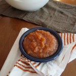 Bourbon Brown Sugar Apple Butter