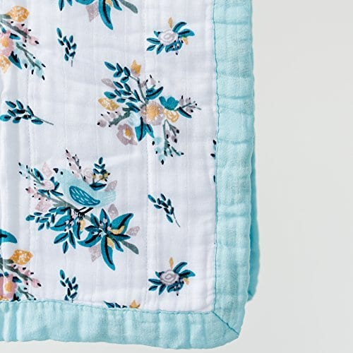 Decorating an eco-friendly kid's room may mean buying brand new items. Make sure that when you do you choose products made from natural materials such as bamboo - like this beautiful bamboo blanket.